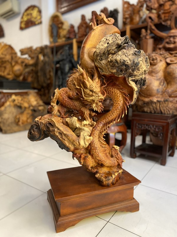 tuong go rong huong quai 5