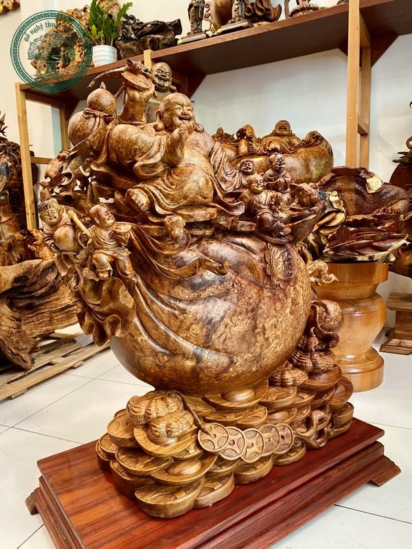 chất gỗ nu hương cám