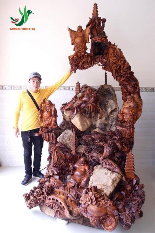 TUONG GO DI LAC NGU PHUC GO HUONG OM DA KHUNG 6